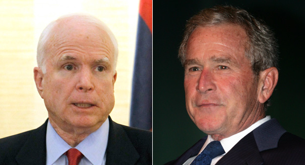 101106_mccain_bush_book_ap_605